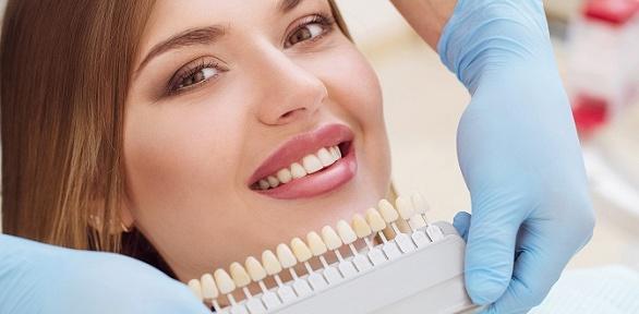 УЗ-чистка зубов, AirFlow, лечение кариеса в клинике Urbanstom