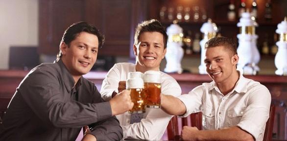 Пивная вечеринка сзакусками вресторане «Колос»