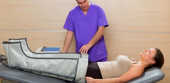 Озонотерапия, прессотерапия встудии «ЭстетNR»