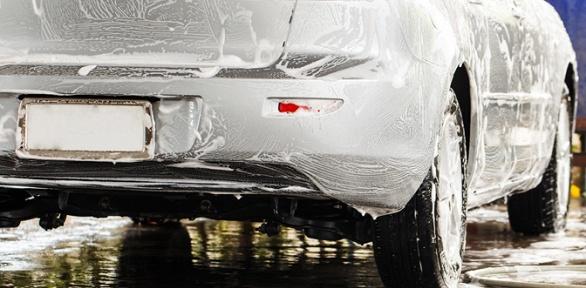 Мойка автомобиля, нанообработка стекол отавтомойки «МЕГавто»