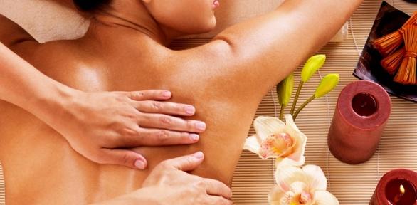 3, 5или 7сеансов массажа навыбор встудии красоты NilSY