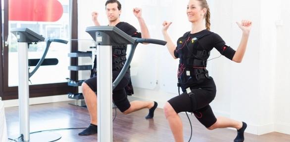 EMS-тренировки вфитнес-студии EMS Fitness