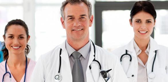 Осмотр флеболога сУЗДС вен в«Клинике практической медицины»