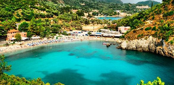 Тур вГрецию наостров Корфу смая поиюль