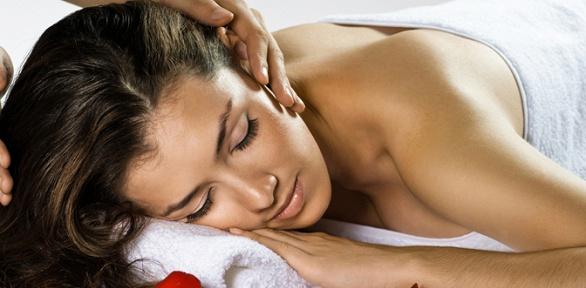До7сеансов массажа навыбор всалоне-парикмахерской L`vitsa