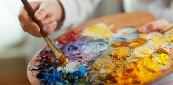 Занятия для детей или мастер-класс порисованию от«Арт-школы»