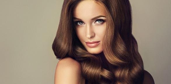 Стрижка, окрашивание волос впарикмахерской «Лина»