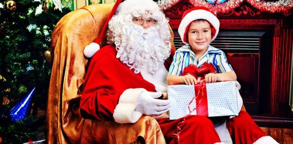 Новогоднее поздравление откомпании «Зимняя сказка»