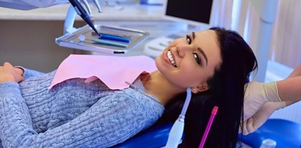 Ультразвуковая чистка зубов отсети «Астраханская стоматология»