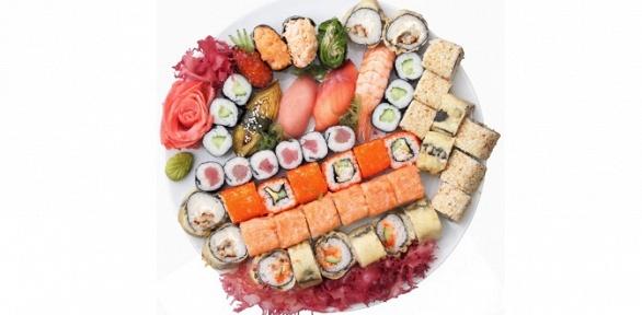 Суши-сеты, сеты изшашлыков отдоставки «Папай суши»