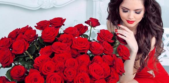 Розы длиной до70см