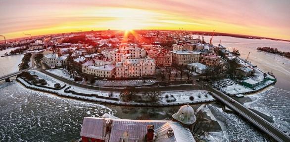 Туры вВыборг, Великий Новгород откомпании Charm Tour
