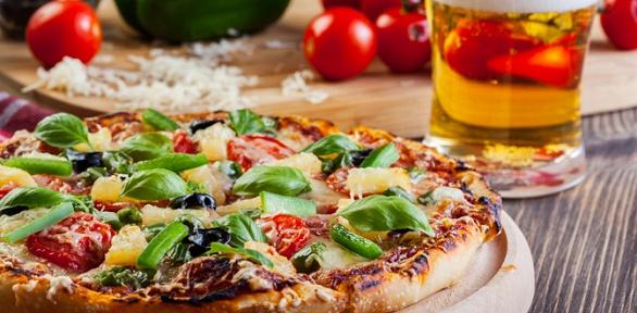 Пицца или сеты навыбор всуши-баре «Кано» заполцены