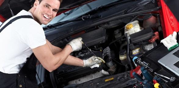 Техническое обслуживание авто отмастерской Garage