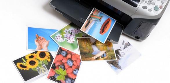 Печать фотографий нафотобумаге, холсте, пластике или пенокартоне