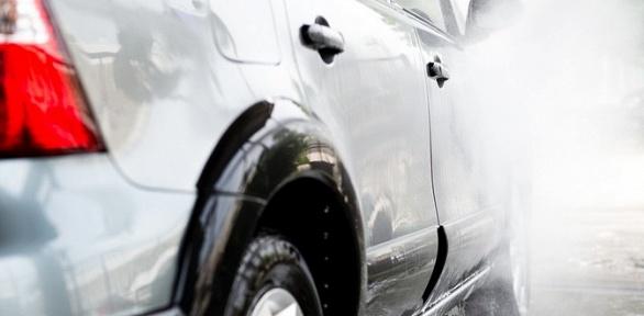 Комплексная мойка иэкспресс-мойка автомобиля на«Мойке наМаршала Жукова»