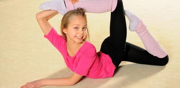 Детские групповые тренировки вфитнес-клубе «Ева-фитнес»