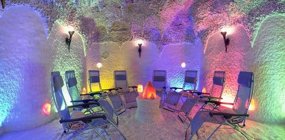 3, 5или 10сеансов посещения соляной пещеры «Соль-Ион»