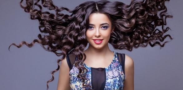 Стрижка, окрашивание, укладка волос всалоне «Вмалине»