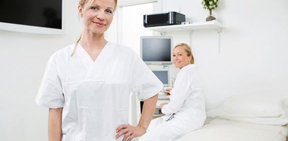 Консультация врача-специалиста ипроведение УЗИ вцентре «Парк-мед»