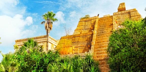 Тур вМексику свылетами савгуста подекабрь