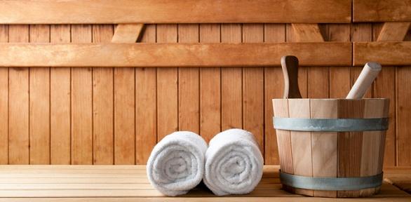 Посещение общественной бани, семейного банного комплекса «Городская дача»