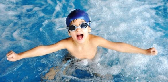 3, 5или 8индивидуальных занятий поплаванию вбассейне «Олимпионик»
