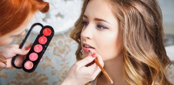 Макияж, оформление бровей встудии красоты Ruzana Nails