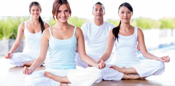 Абонемент назанятия йогой отцентра йоги «Гаури»