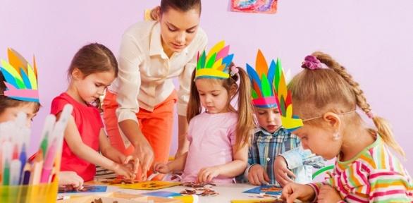 Посещение детского сада или детского лагеря вцентре развития «Индиго Kids»