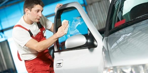 Химчистка салона или полировка кузова сзащитным покрытием отAvtospa