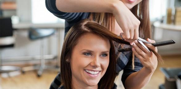 Стрижка иSPA-уход для волос всалоне «Мери»