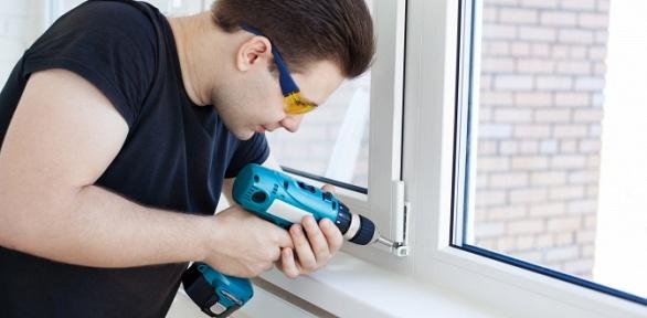 Остекление лоджии или балкона, установка пластикового окна