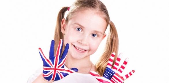 Обучение английскому языку для детей вLego-English откомпании «Легород»