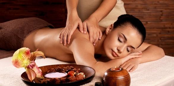 Thai-массаж, oil-массаж или foot-массаж всалоне «Оазис»