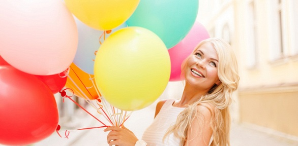 Композиции извоздушных шаров