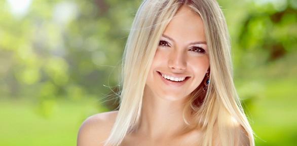 Косметическое отбеливание зубов навыбор всалоне «Кабинет красоты»