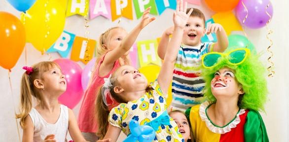 Организация детского дня рождения вразвивающем центре «Цветы жизни»
