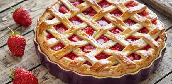 Сладкие или сытные пироги отпекарни ButterBrot