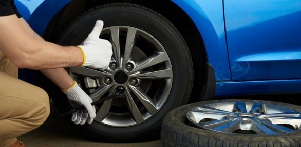 Шиномонтаж, диагностика автомобиля вавтомобильном сервисе «Профессионал»