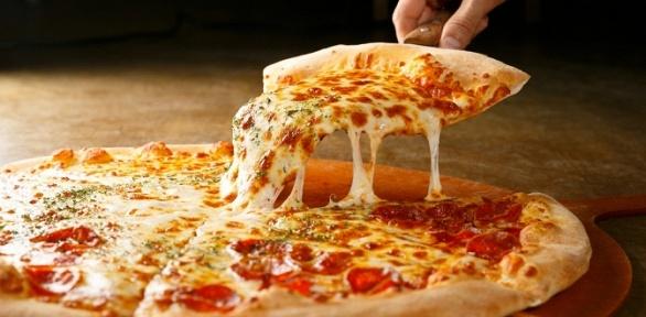 Пицца сдоставкой отпиццерии Pomodoro заполцены