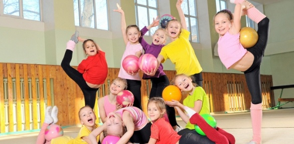Занятия порастяжке, танцам вцентре «Клюква»