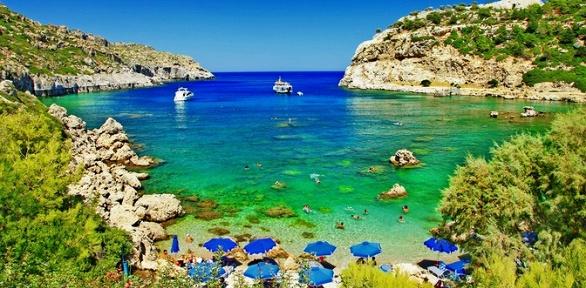 Тур в Грецию на остров Родос