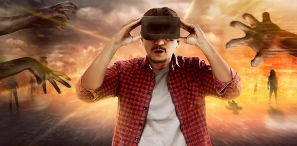 Игра в клубе виртуальной реальности VRfun.Club
