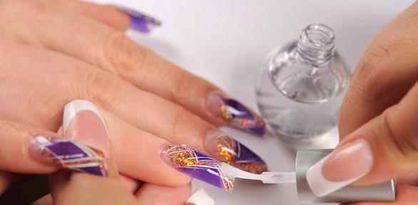 Курсы маникюра, обучение росписи идизайну ногтей встудии красоты DaNail