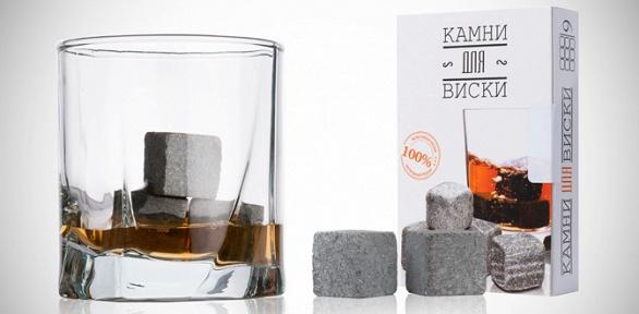 1, 2или 3набора камней изстеатита Whiskey Stones
