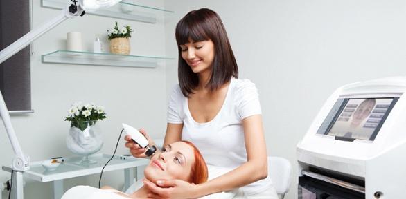 Сеансы процедур поуходу илечению кожи вклинике «Альянс»