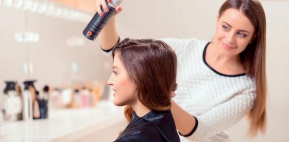 Окрашивание, стрижка ипроцедуры восстановления волос всалоне «Афродита»