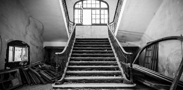 Участие вперфоманс-квесте «Гостиница смерти»