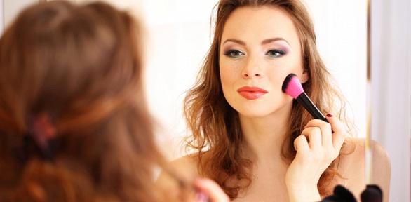 Обучение макияжу отстудии «Философия красоты»
